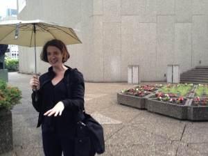 Sarah Gelbard, urban theorist